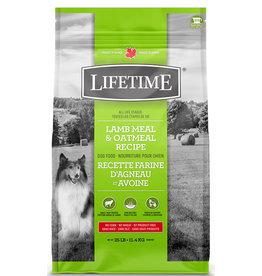Lifetime Lifetime Lamb & Oatmeal 11.4kg