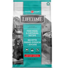 Lifetime Lifetime Fish & Oatmeal 11.4kg