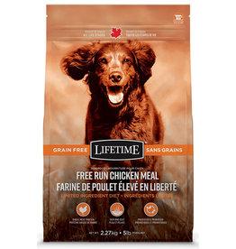 Lifetime Lifetime Free Run Chicken Grain Free 2.27kg