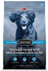 Lifetime Lifetime Wild Caught Fish Grain Free 2.27kg