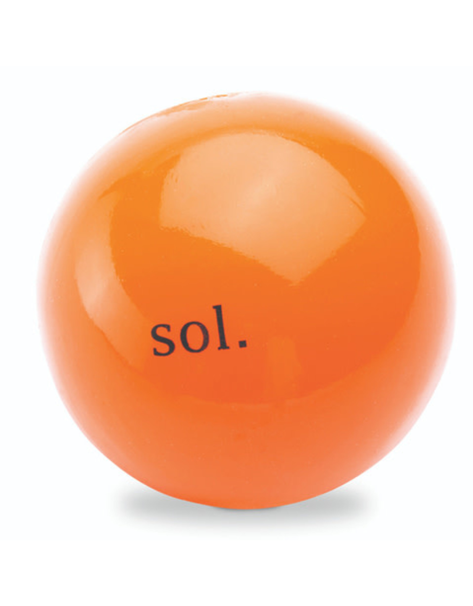 Planet Dog Orbee-Tuff Cosmos Ball - Sol
