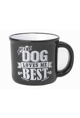 Petrageous Daily Menu Dog Mug 16oz