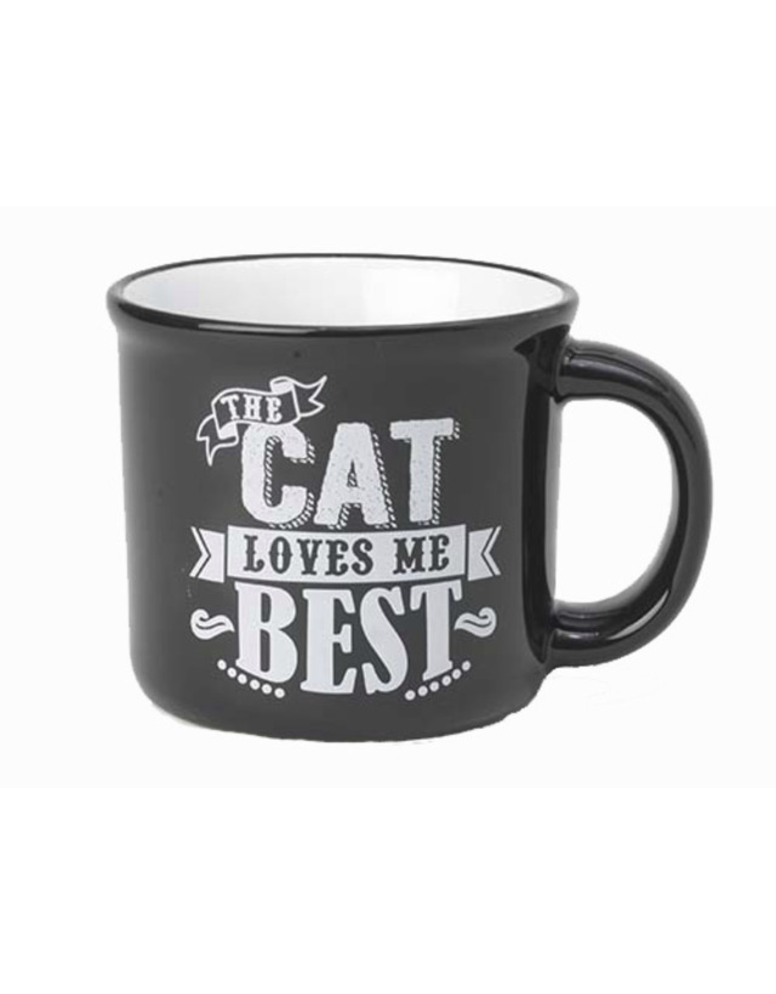 Petrageous Daily Menu Cat Mug 16oz