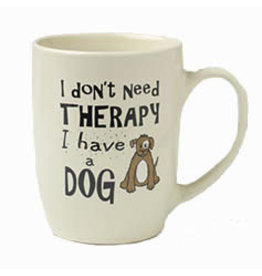 Petrageous I Dont Need Therapy Mug 24oz