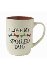 Petrageous One Spoiled Dog Mug 24oz