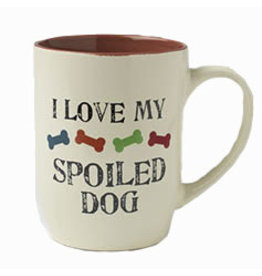 Petrageous One Spoiled Dog Mug 24oz