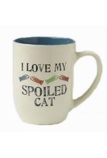 Petrageous One Spoiled Cat Mug 24oz