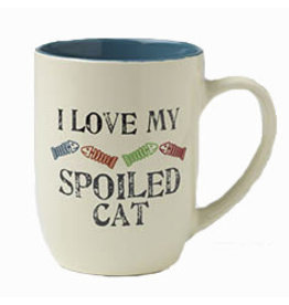 Petrageous One Spoiled Cat Mug 24oz