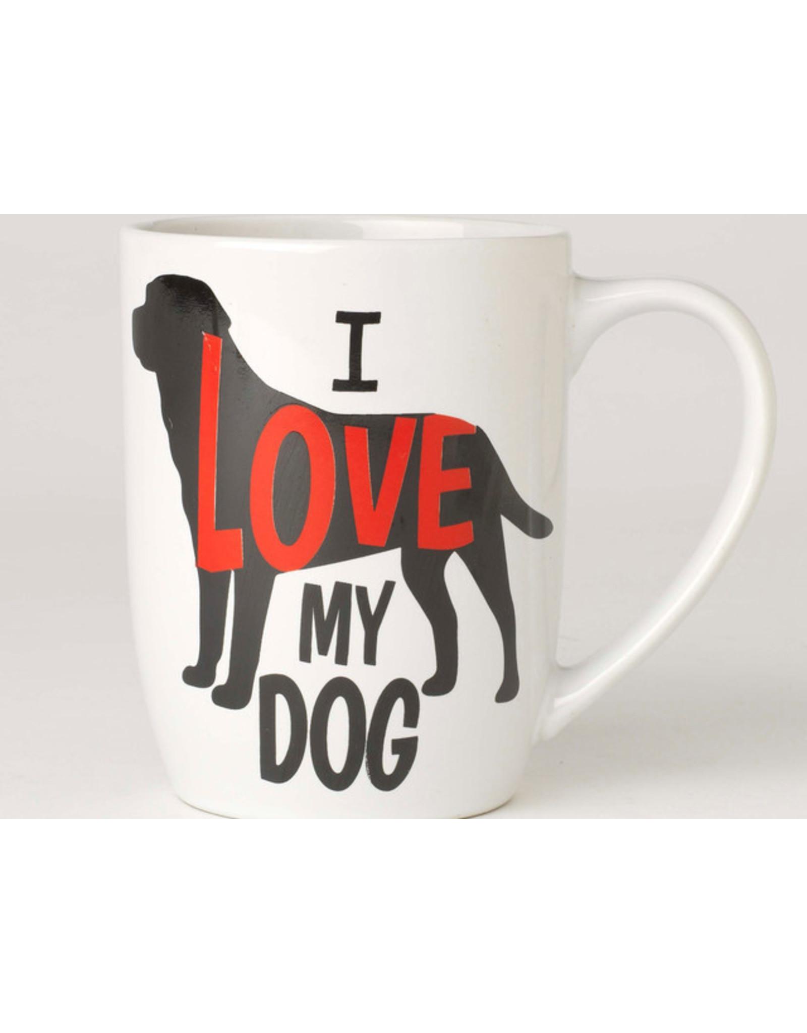 Petrageous I Love My Dog Mug 24oz