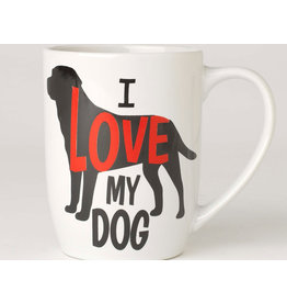 Petrageous I Love My Dog Mug 24oz