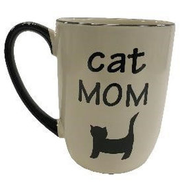 Petrageous Cat Mom Mug 24oz
