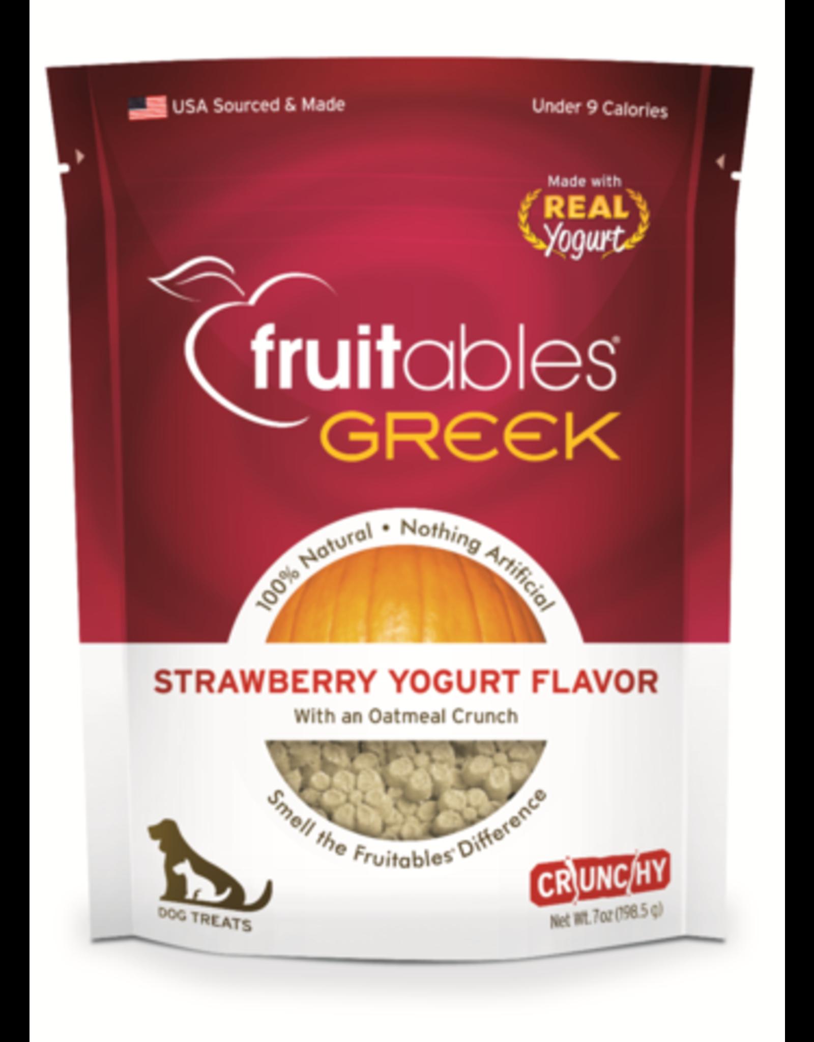 Fruitables Fruitables Greek - Strawberry Yogurt 198.5g