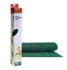 Zilla ZILLA Terrarium Liner - Green - 40/50 gal
