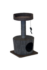 Animal Treasures Cat Tree Scratcher Basic 29""