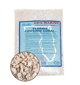 Geo-Marine Florida Crushed Coral - 15 lb