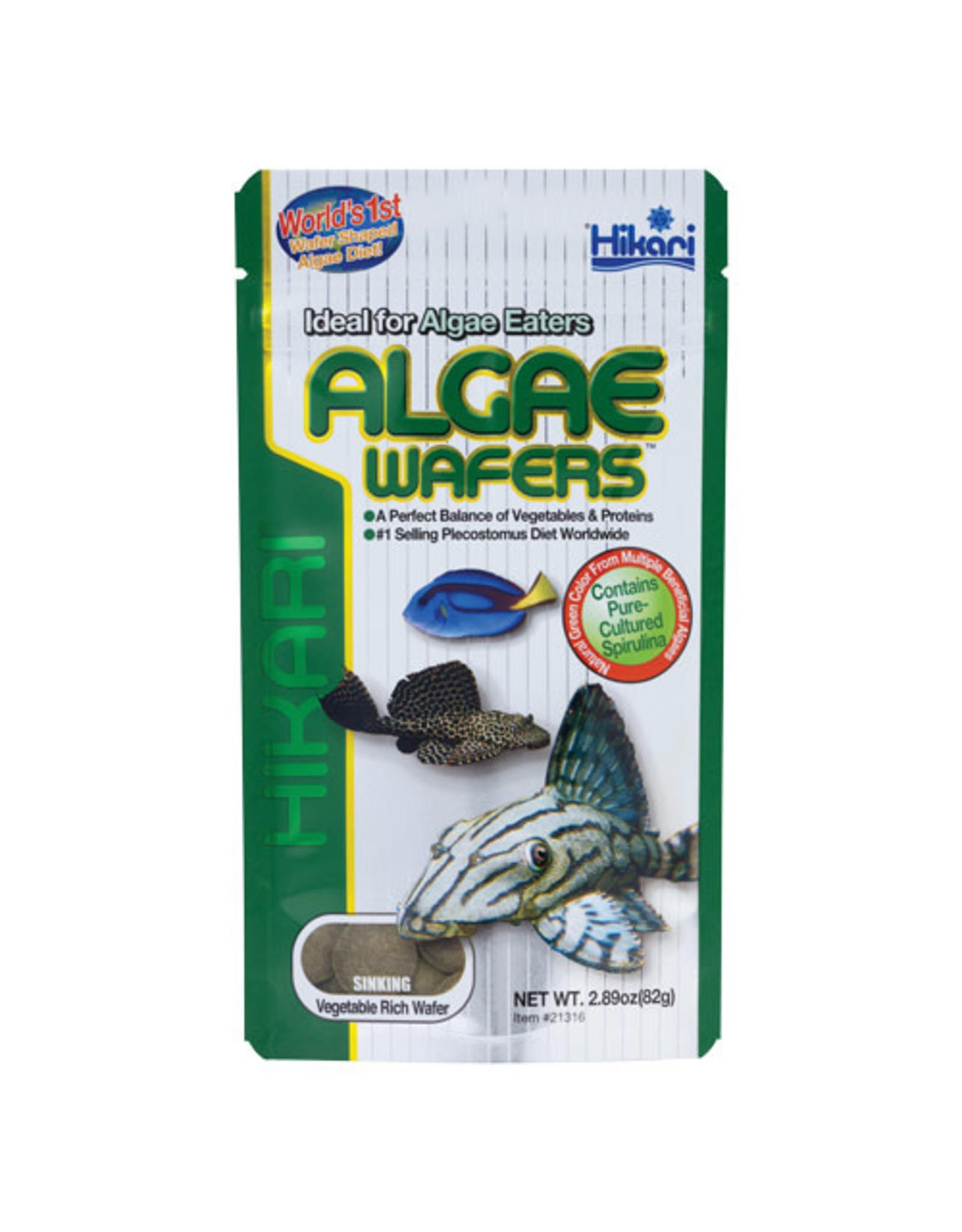 Hikari Algae Wafers - 2.89 oz