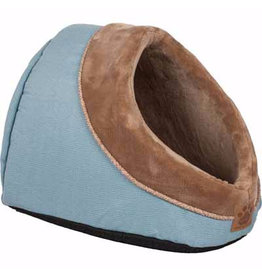 Precision Snoozzy Hide & Seek Bed - Teal