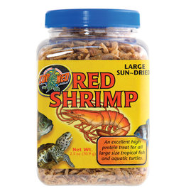 ZOO MED Zoo Med Large Sun-Dried Red Shrimp - 2.5 oz