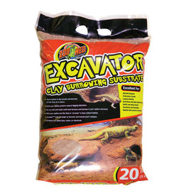 ZOO MED ZOO MED Excavator Clay Burrowing Substrate - 20 lb