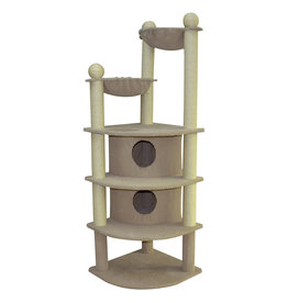 Animal Treasures Cat Tree Scratcher Skyscraper 66""