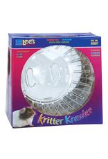 Lee's Kritter Krawler Exercise Ball - Transparent - Standard
