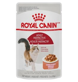 Royal Canin Royal Canin Adult Instinctive Pouch 85g