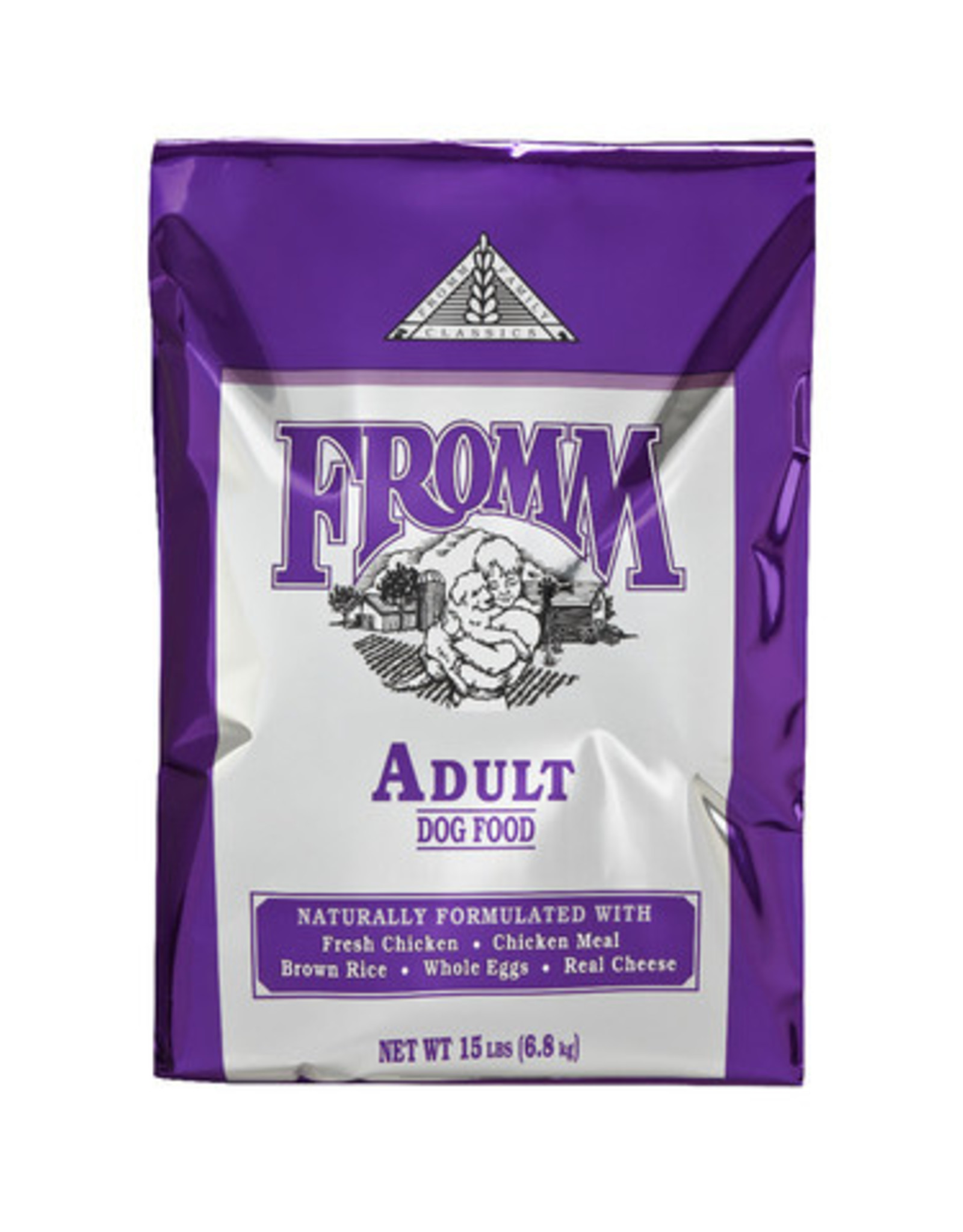 Fromm Fromm Classic Adult - 6.8kg (15lb) - Purple