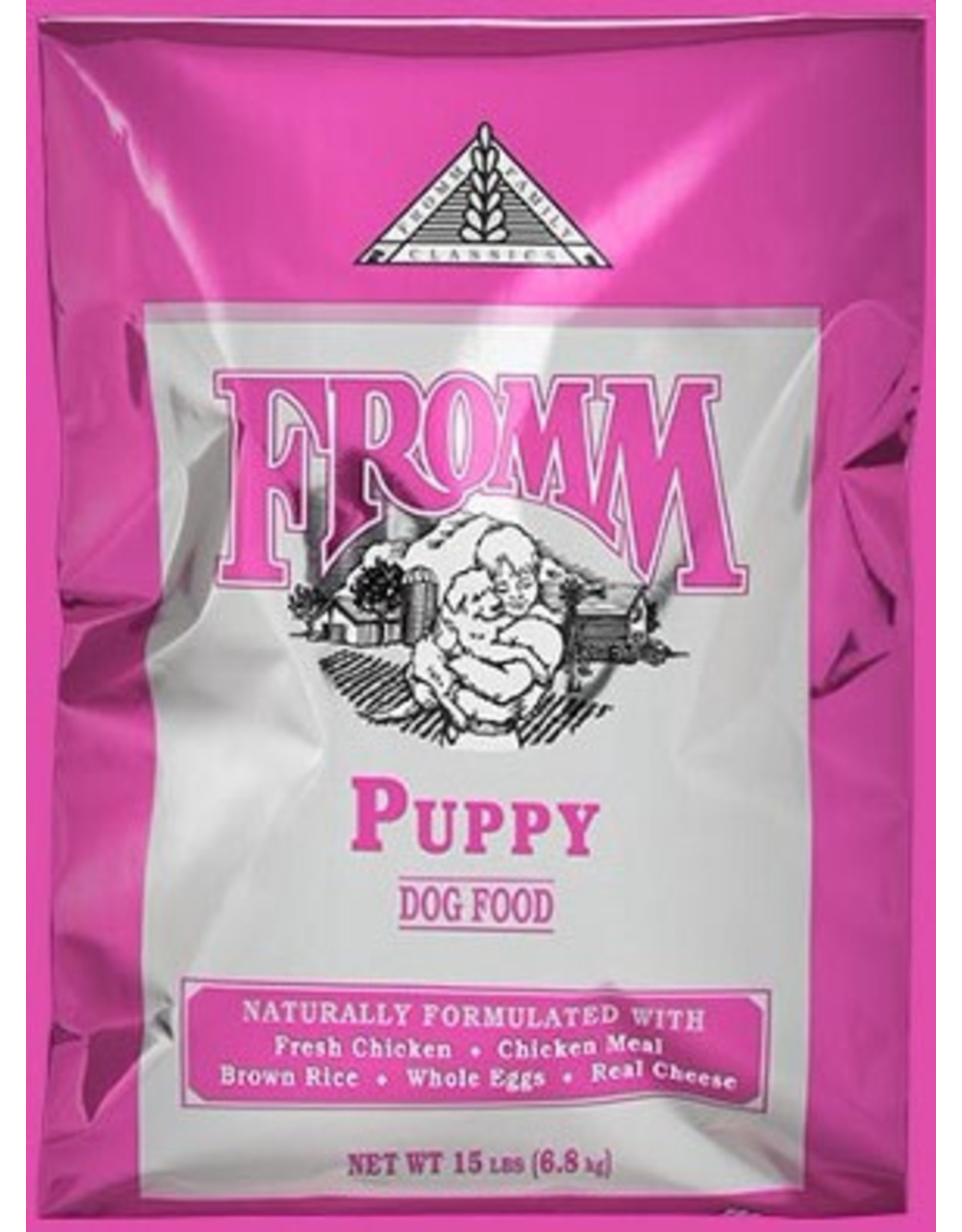 Fromm Fromm Classic Puppy - 6.8kg (15lb) - Pink