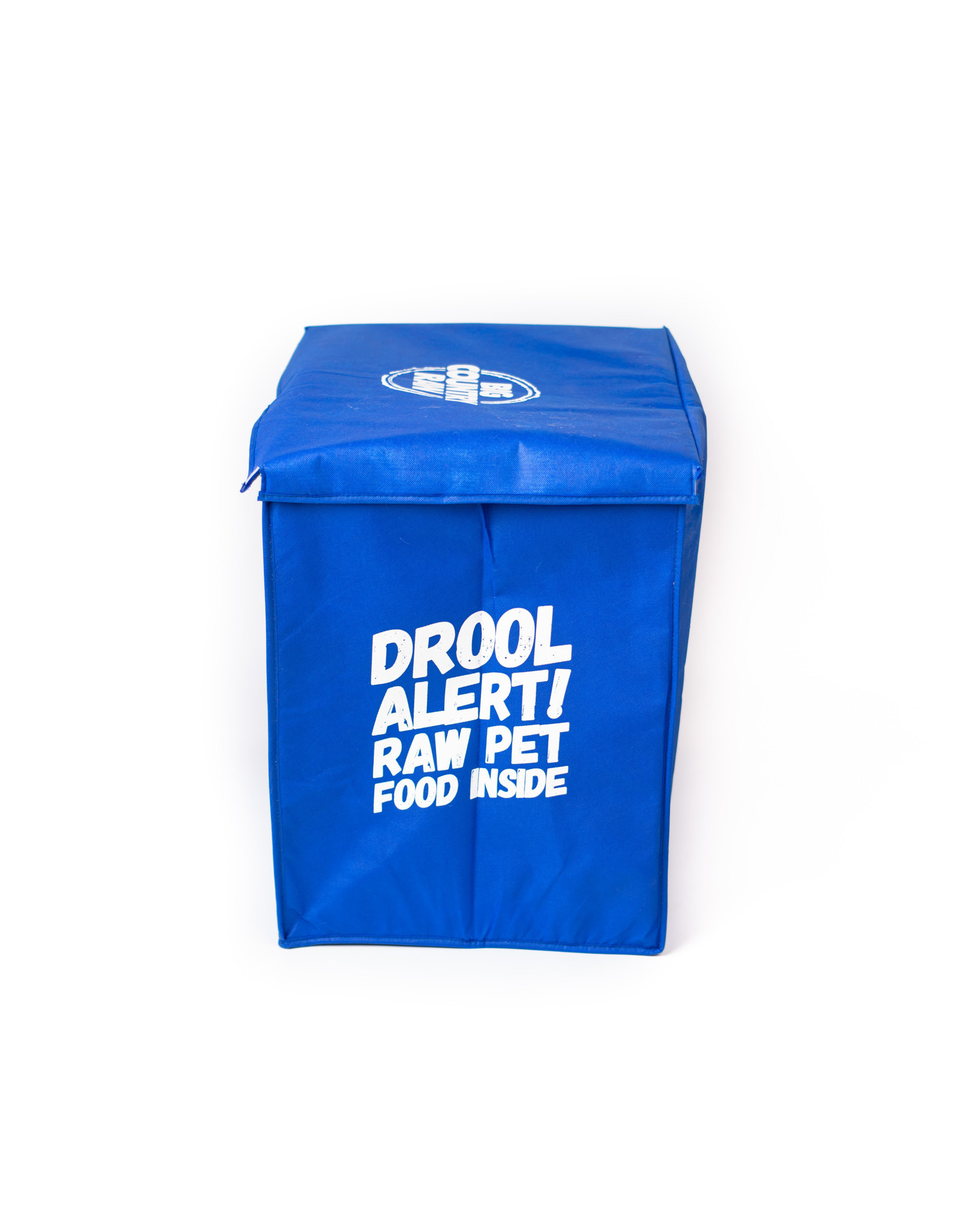 Big Country Raw Blue Thermal Cooler Bag - Drool Alert!