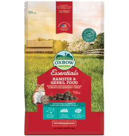 Oxbow Oxbow Essentials Hamster & Gerbil Food 454g