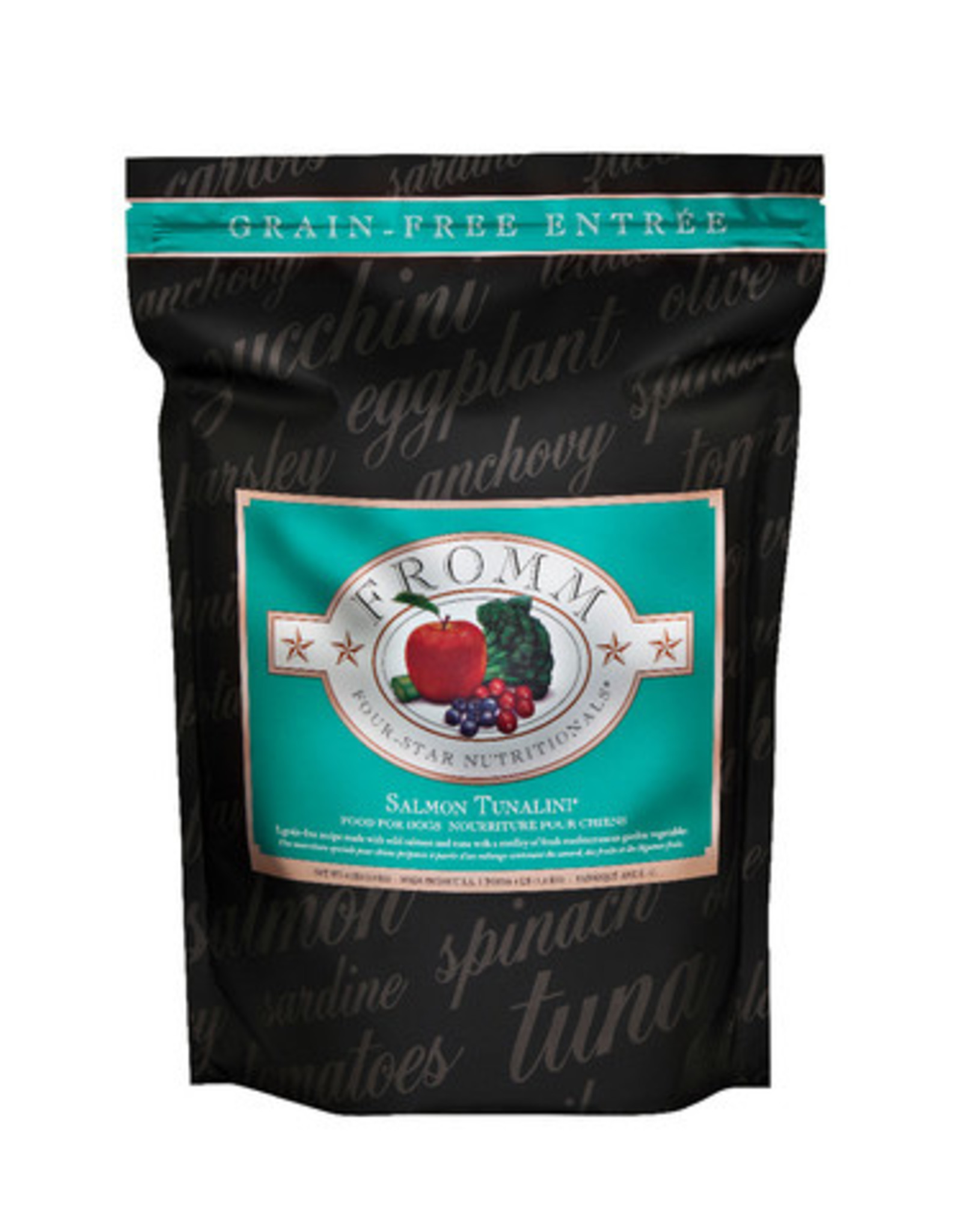Fromm Fromm Four Star Grain Free Salmon Tunalini - 1.8kg