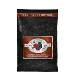 Fromm Fromm Four Star Grain Free Game Bird - 11.8kg