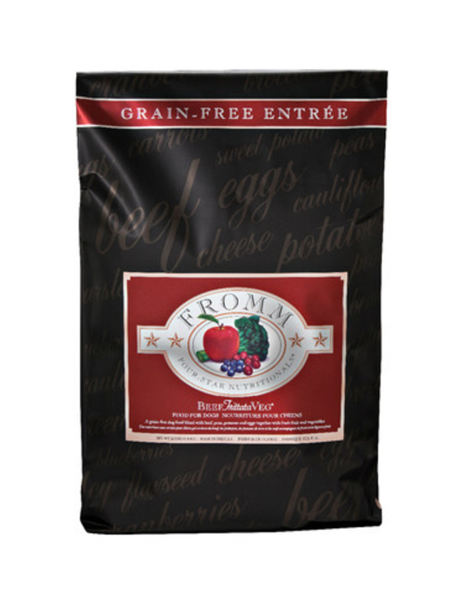 Fromm Fromm Four Star Grain Free Beef Frittata - 11.8kg