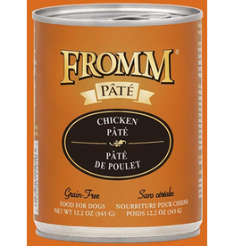 Fromm Fromm Gold Grain Free Chicken Pate Wet Food
