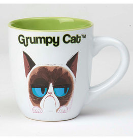 Petrageous Grumpy Cat Mug White 18oz