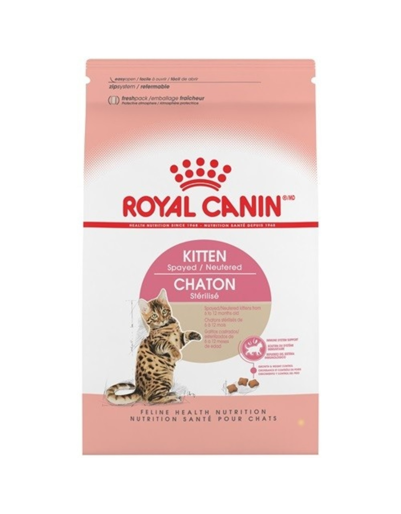 Royal Canin Royal Canin Kitten Spayed Neutered 2.5 lb