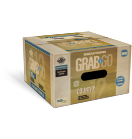 Big Country Raw Grab N Go Country Deal - 12LB
