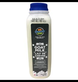 Big Country Raw Raw Goat Milk 490ML