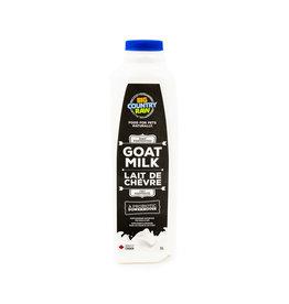 Big Country Raw Raw Goat Milk 1L