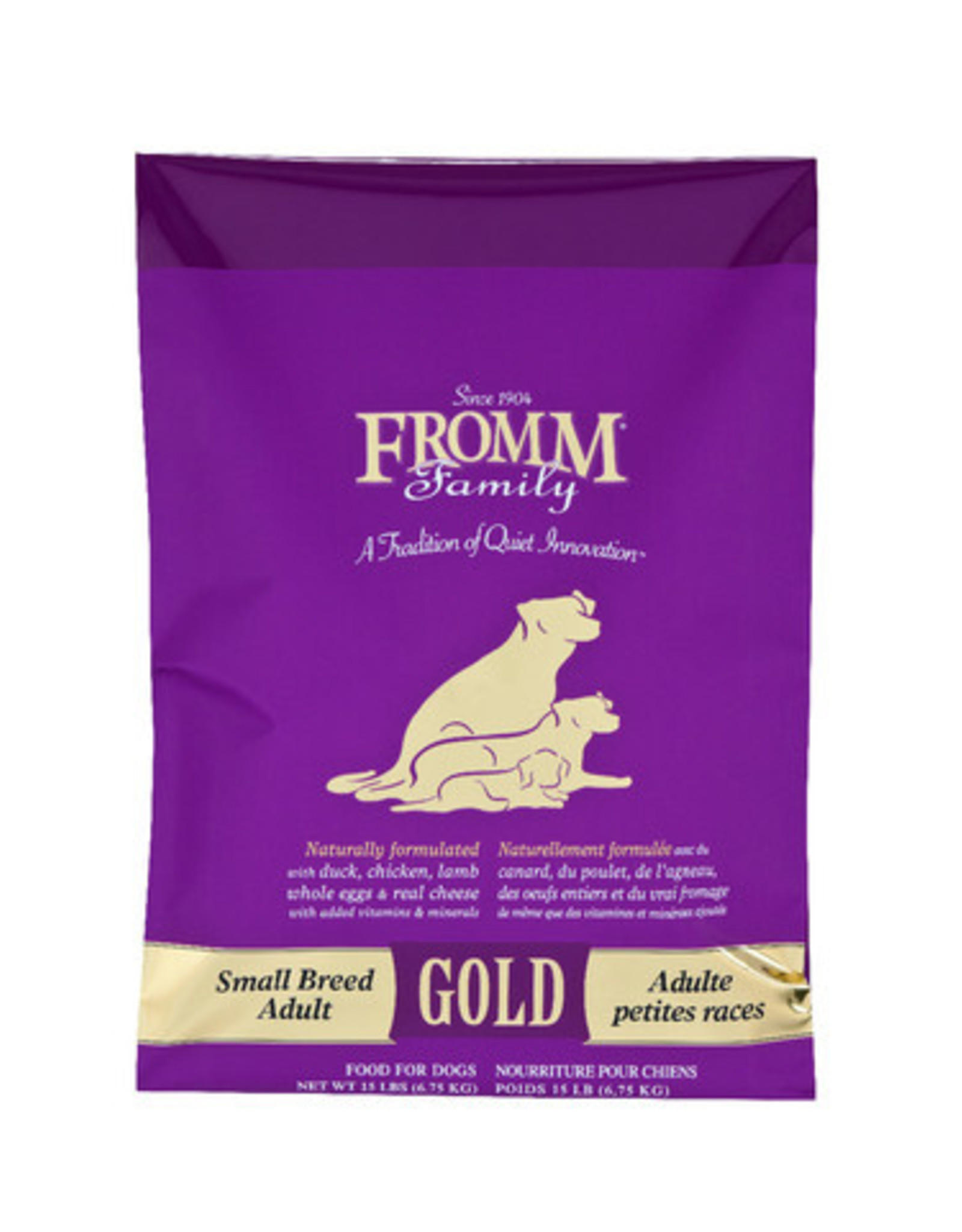 Fromm Fromm Gold Small Breed Adult - 6.8kg