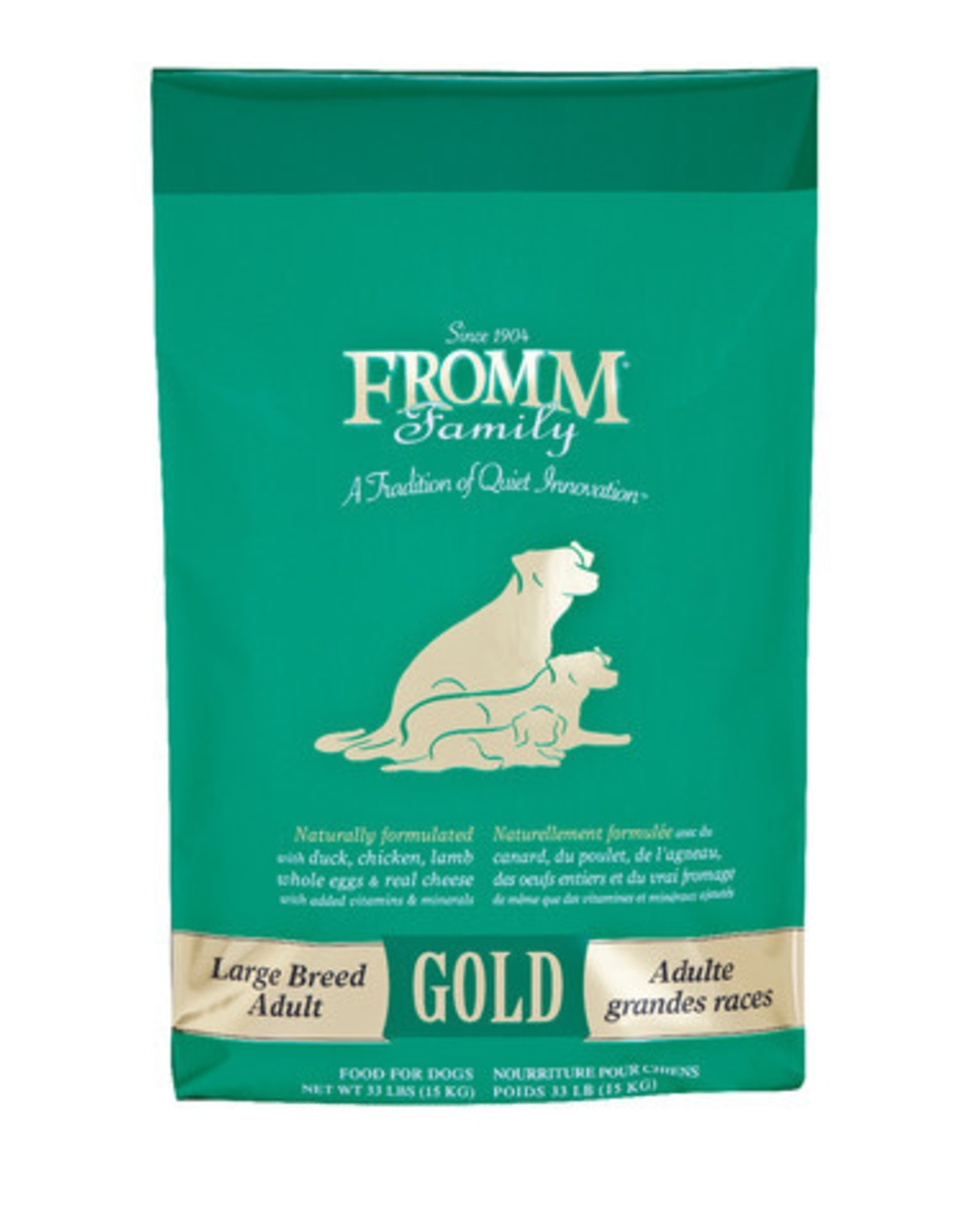 Fromm Fromm Gold Adult Large Breed - 15kg