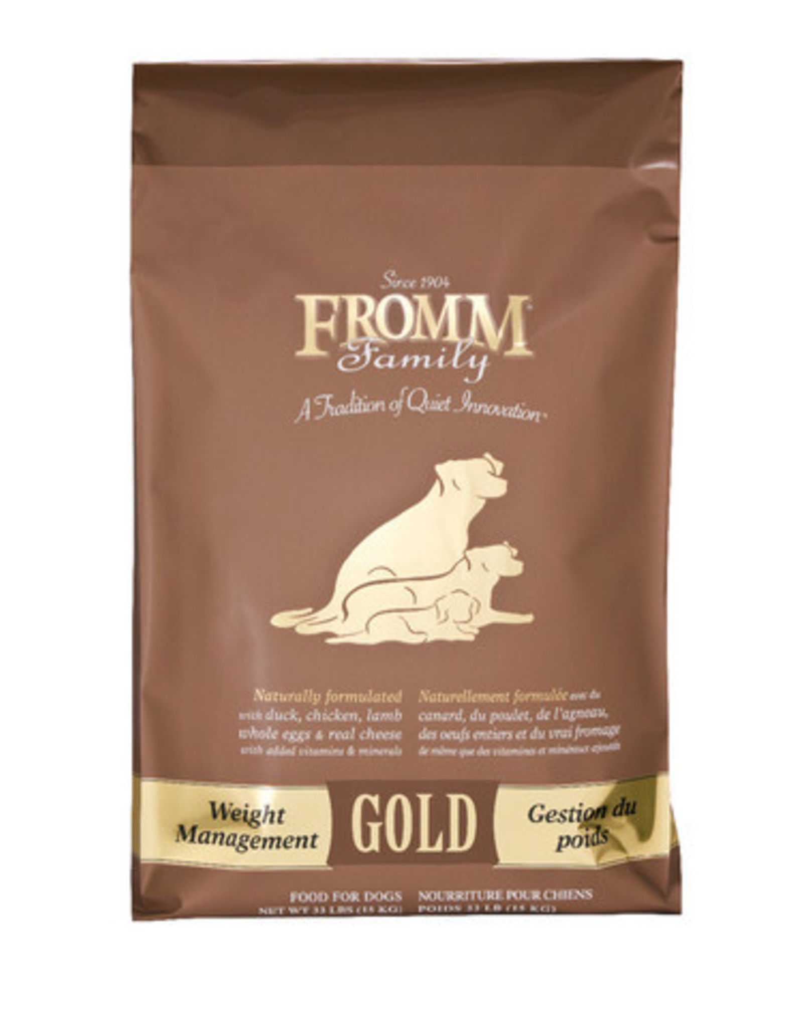 Fromm Fromm Gold Weight Management - 15kg
