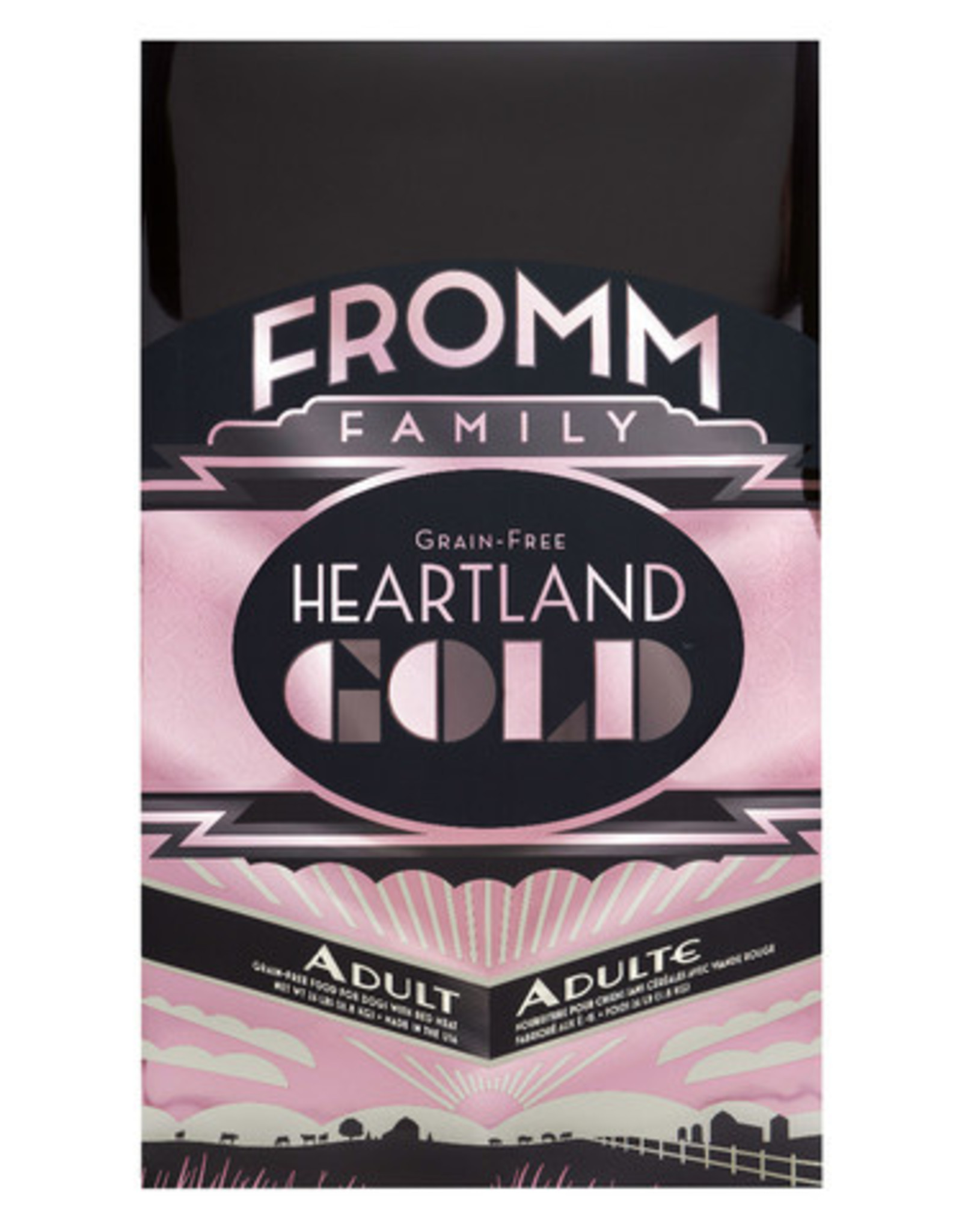Fromm Fromm Gold Grain Free Heartland Adult - 11.8kg