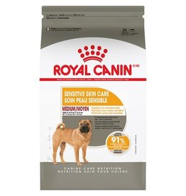 Royal Canin Royal Canin Medium Sensitive Skin Care 6 lb