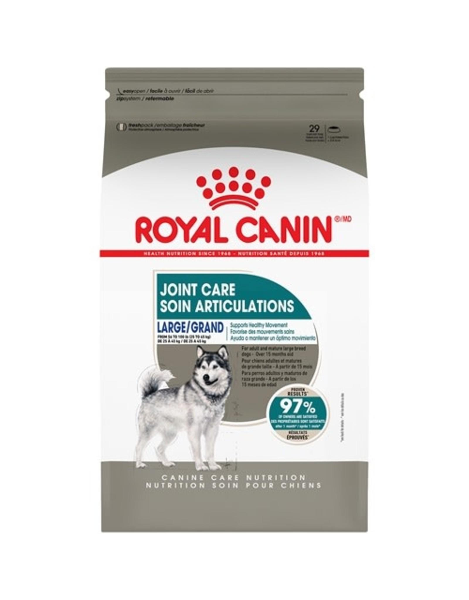 Royal Canin Royal Canin Large Joint and Coat 30 lb