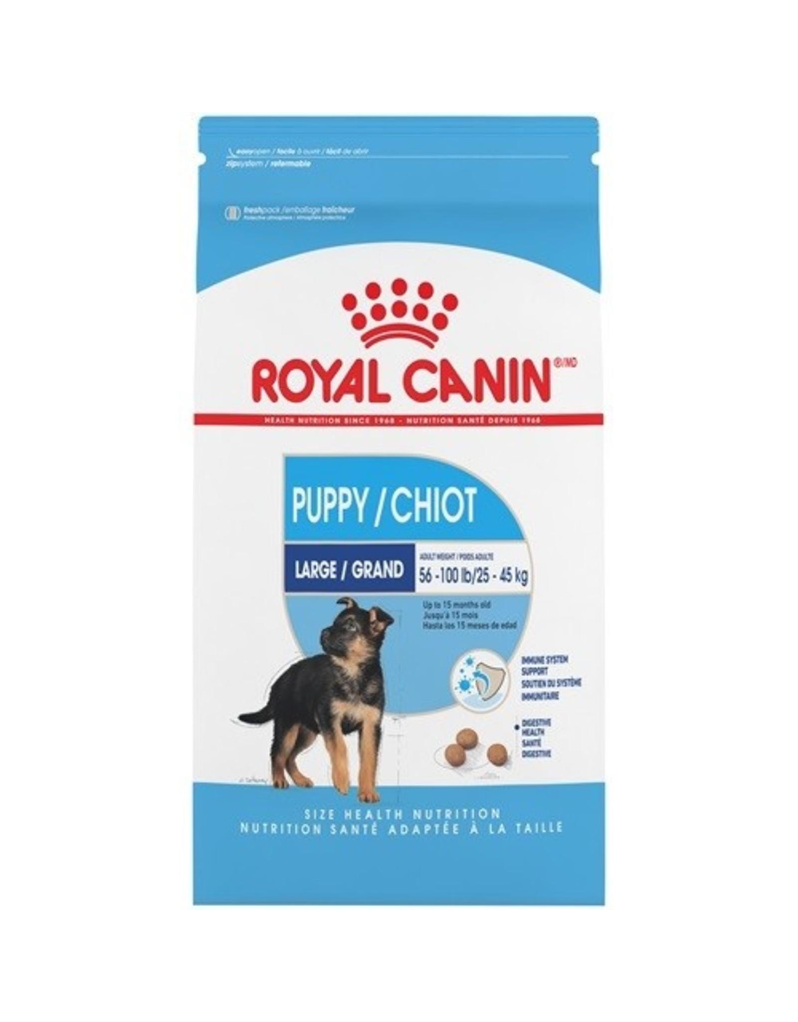 Royal Canin Royal Canin Large Puppy 35 lb