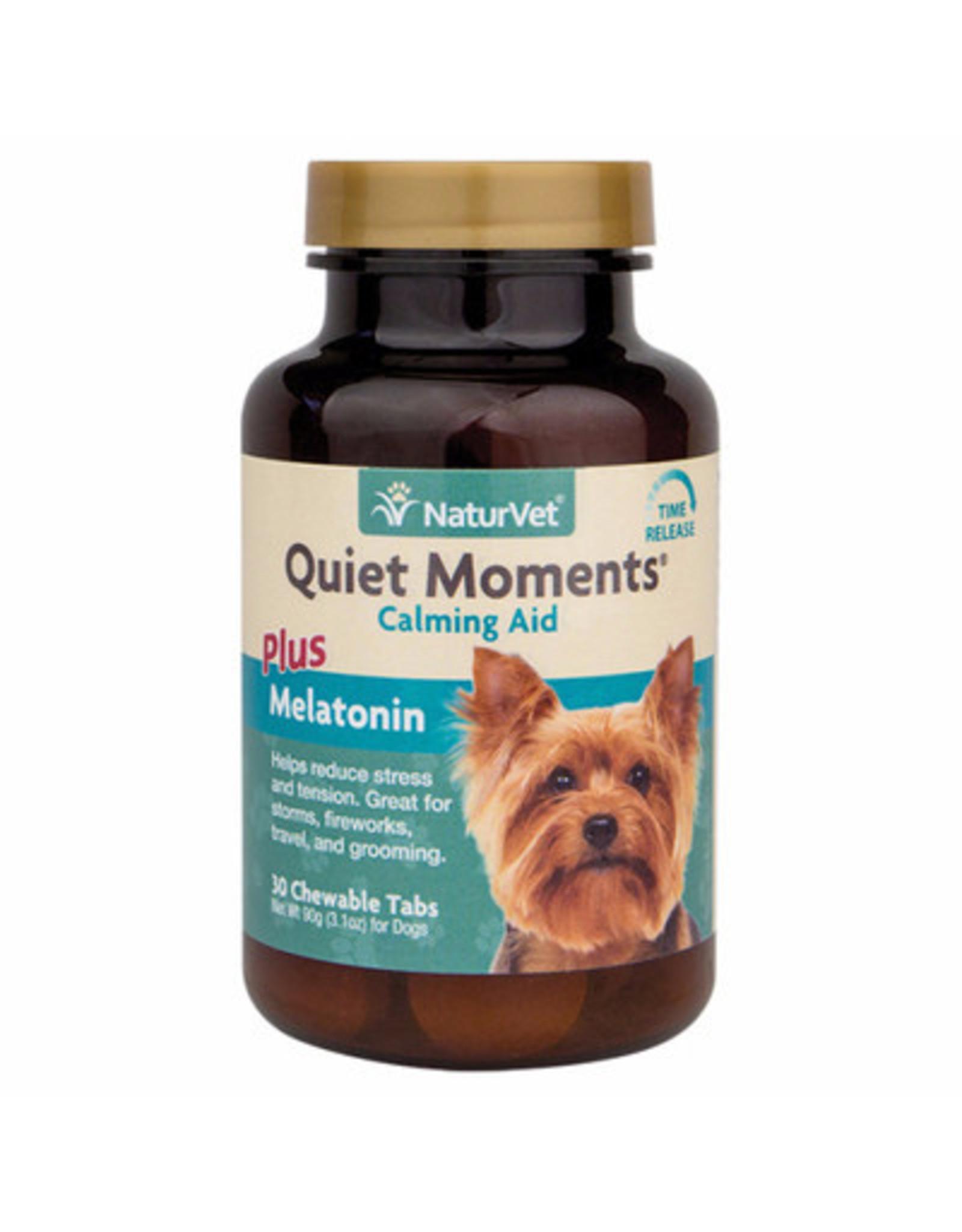 Naturvet Naturvet Quiet Moments Calming Aid for Dogs 30ct