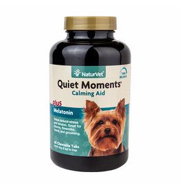 Naturvet Naturvet Quiet Moments Calming Aid for Dogs 60ct