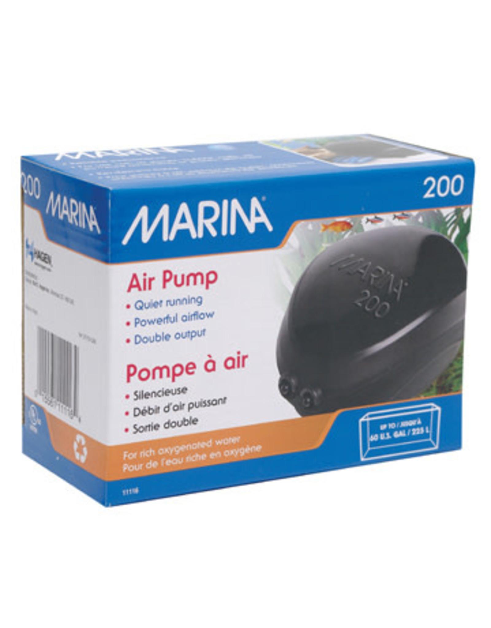 Marina Marina 200 Air pump - 60 US gal (225 L)