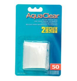 AquaClear Nylon Filter Media Bags for AquaClear 50 - 2 Pack